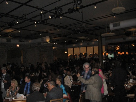 A packed house full of Chicago music fans fill their own celebration of all things Grammy.  Photo courtesy Gary Tanin