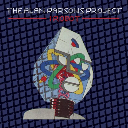 The revised cover for the newest version of The Alan Parsons Project, released earlier this year.  Bonus tracks, in-depth booklet and sanitized sound make this version the definitive for those yet to be initiated into the Parsons pack!