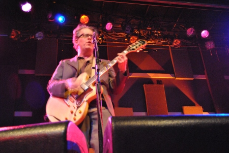 I always loved hearing (and playing) 'Saturnine'.  Seeing it played live, is staggering!  Photo by Lynn Vala